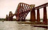 Looking north at the Forth Bridge.<br><br>[Ewan Crawford&nbsp;//]