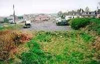 Looking west over the former Glenluce station.<br><br>[Ewan Crawford&nbsp;//]