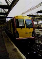 New Class 334 on its maiden run.<br><br>[Ewan Crawford&nbsp;//]