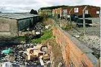 Looking north from the former Longtown station level crossing.<br><br>[Ewan Crawford&nbsp;//]