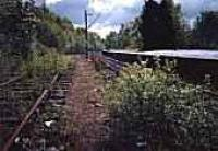 Looking south at Balloch Pier, after closure but before track lifting.<br><br>[Ewan Crawford&nbsp;//]