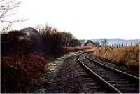 Looking west at Fodderty Junction level crossing.<br><br>[Ewan Crawford&nbsp;//]