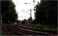 Looking west at Millerhill East Junction.<br><br>[Ewan Crawford&nbsp;//]