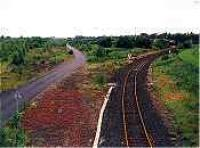 View looking north over Millerhill Marshalling Yard.<br><br>[Ewan Crawford&nbsp;//]
