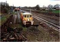 View looking west at Greenhill Upper Junction.<br><br>[Ewan Crawford&nbsp;//]