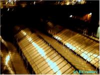 Ayr stations glass roof viewed from above.<br><br>[Ewan Crawford&nbsp;//]