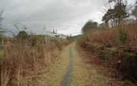 Looking north at the former Arnage station.<br><br>[Ewan Crawford&nbsp;//]