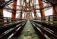 View looking north from a manhole leading to the south pier.<br><br>[Ewan Crawford&nbsp;//]