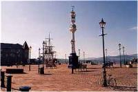 Replica of Endeavour at Customs House Quay, Greenock.<br><br>[Ewan Crawford&nbsp;//]