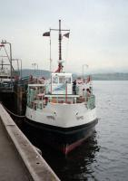 MV Keppel at Gourock Pier.<br><br>[Ewan Crawford&nbsp;//]