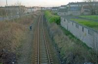 Looking south at the former Don Street station.<br><br>[Ewan Crawford&nbsp;//]