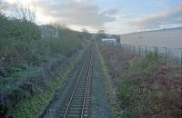 The site of the former Persley station.<br><br>[Ewan Crawford&nbsp;//]