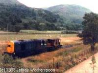 Menstrie and Glenochil //1983