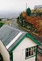 Looking south over Kyle of Lochalsh signalbox.<br><br>[Ewan Crawford&nbsp;//]