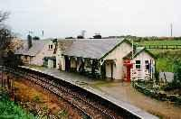 Plockton station viewed from the east.<br><br>[Ewan Crawford&nbsp;//]