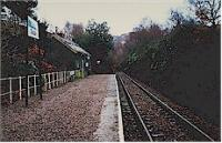 Beasdale station viewed from the west.<br><br>[Ewan Crawford //]