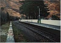 Lochailort station viewed from the west.<br><br>[Ewan Crawford&nbsp;//]