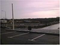 Newcraighall station carpark seen from the north.<br><br>[Ewan Crawford&nbsp;//]