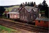 The former Mulben station.<br><br>[Ewan Crawford&nbsp;//]