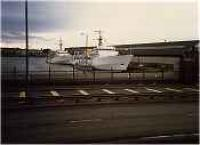 Looking at Yorkhill Quay from the Clydeside Expressway to the north.<br><br>[Ewan Crawford&nbsp;//]
