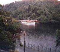 SS Sir Walter Scott at Loch Katrine viewed from the north.<br><br>[Ewan Crawford&nbsp;//]