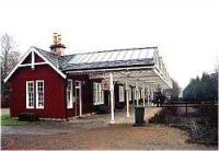 Looking east at the former Strathpeffer station.<br><br>[Ewan Crawford&nbsp;//]