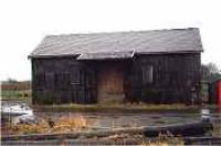 Lybster goods shed, looking east.<br><br>[Ewan Crawford&nbsp;//]