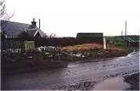 Looking east at the former Occumster level crossing. The station was in the distance.<br><br>[Ewan Crawford&nbsp;//]