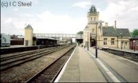 Lincoln station.<br><br>[Iain C Steel&nbsp;/5/2003]