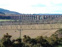 Culloden Viaduct from the east.<br><br>[John Gray&nbsp;//]