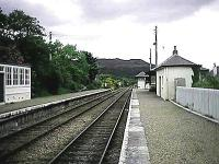 Arisaig station viewed from its north end.<br><br>[Garth Ponsonby&nbsp;//]