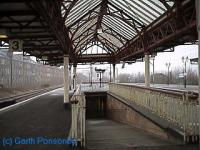 Looking west at Dumbarton Central<br><br>[Garth Ponsonby&nbsp;//]