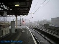 Looking east at Dumbarton Central<br><br>[Garth Ponsonby&nbsp;//]
