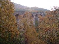 Slochd Viaduct from the South<br><br>[John Gray&nbsp;14/10/2004]