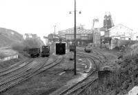General view of Blairhall Colliery in 1970, shortly after official closure.<br><br>[John Furnevel&nbsp;17/02/1970]