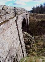 Old bridge at Kirriemuir Junction<br><br>[Bruce Dunn&nbsp;//]