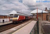 Looking north at Penrith station.<br><br>[Ewan Crawford&nbsp;//]