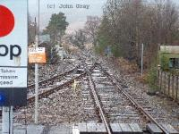 Looking north to Crianlarich Junction.<br><br>[John Gray&nbsp;//]