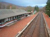 Spean Bridge station is well maintained.<br><br>[John Gray&nbsp;//]