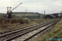 The loop and former scrap siding (lifted) at Naval Base Junction.<br><br>[Ewan Crawford&nbsp;//]