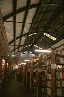 Interior of Alnwick station - now a bookshop.<br><br>[Ewan Crawford&nbsp;//]
