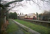 Norham station looking east.<br><br>[Ewan Crawford&nbsp;//]