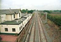 Widmerpool station. The line is now the Alstom test track. The station is now a pub.<br><br>[Ewan Crawford&nbsp;//]