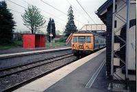 Westbound 311 enters Old Kilpatrick.<br><br>[Ewan Crawford&nbsp;//]