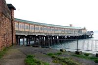 The route of the former luggage line to the pier. The link onto the pier has been removed.<br><br>[Ewan Crawford&nbsp;08/05/2006]