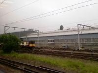 A Class 314 stabled at Shields Depot.<br><br>[Graham Morgan&nbsp;17/06/2006]
