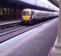 Class 334 334029 departs Paisley Gilmour Street for Ayr.<br><br>[Graham Morgan&nbsp;29/06/2006]