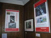 Newcraighall posters at the exhibition 'Our Childhood' in the Museum of Edinburgh until 3 September to mark the 40th anniversary of Bill Douglas's iconic film 'My Childhood'.<br><br>[John Yellowlees&nbsp;06/08/2012]