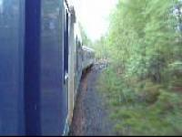 Image taken from rear two coaches heading towards Ardui.<br><br>[Colin Harkins&nbsp;05/06/2005]
