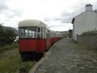 Rolling stock at Fintown<br><br>[Ben Torsney&nbsp;//2006]